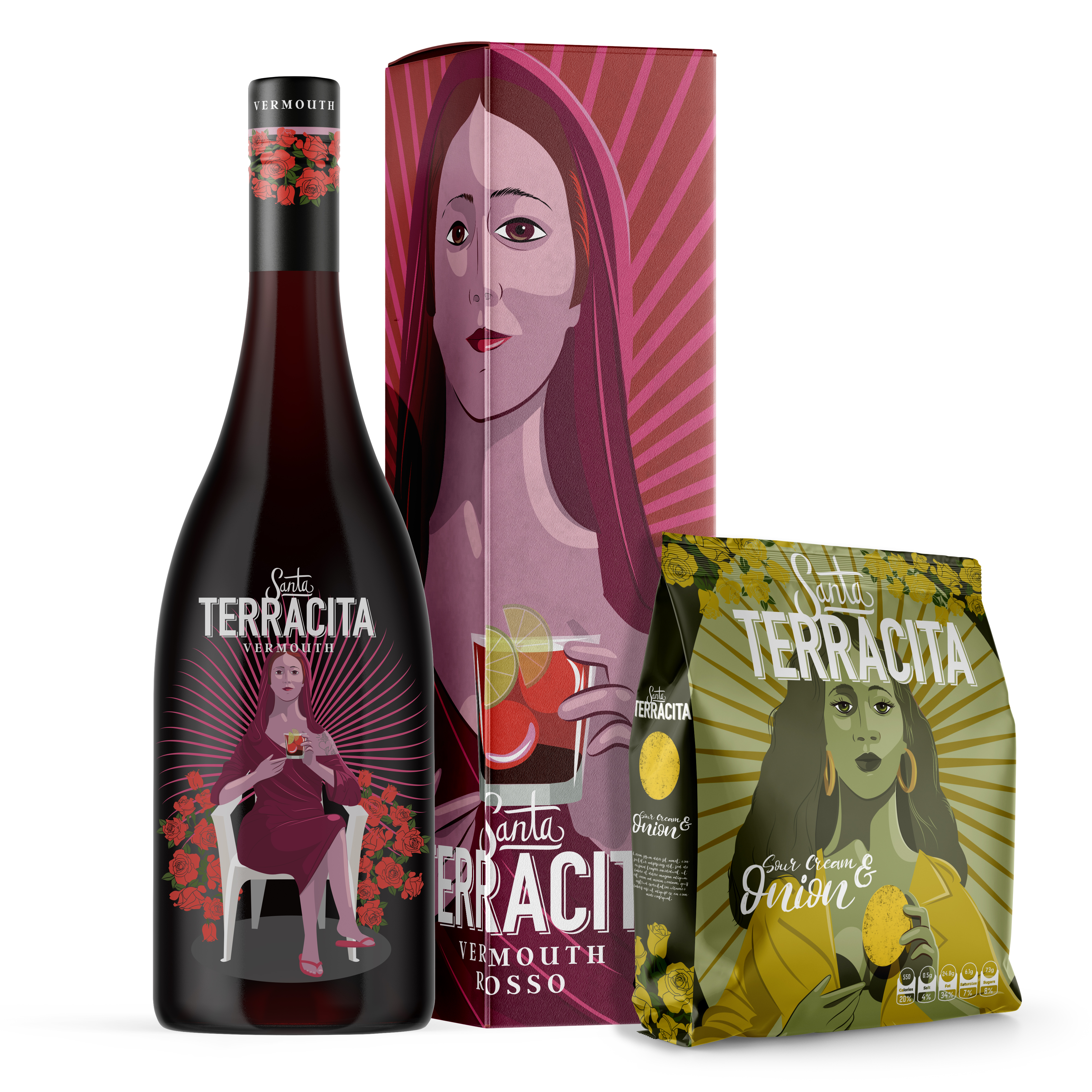 santa terracita_gama_vermouth_patatas_food_snack_marca_branding